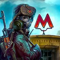 Metro Survival game Zombie Hunter