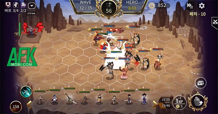 Heroic Tactics : DOT Casual Defense game cờ nhân phẩm đồ họa pixel đầy tính hoài cổ 0