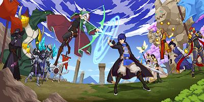 (VI) Heroic Tactics : DOT Casual Defense game cờ nhân phẩm đồ họa pixel đầy hoài cổ