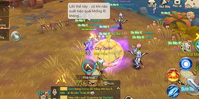Trải nghiệm Cloud Song VNG tựa MMORPG bối cảnh Fantasy dễ thương đi kèm lối chơi làm say đắm lòng người