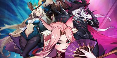 """(VI) EZPZ Saga game idle nhập vai sở hữu kho tướng """"khủng"""" đến hơn 150 nhân vật"""