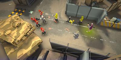 (VI) Trở thành thủ lĩnh băng đảng và đấu súng chiếm địa bàn trong Gang War Mafia City