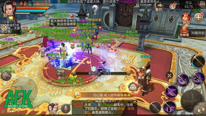 Khám phá Tuyệt Thế Vô Song Mobile game tiên hiệp đến từ cha đẻ Tân Thiên Long Mobile 9