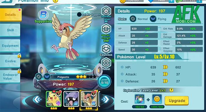 Khám phá Bảo Bối Đại Chiến Mobile game đấu Pokémon màn hình ngang sắp phát hành tại Việt Nam 4