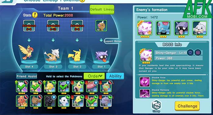 Khám phá Bảo Bối Đại Chiến Mobile game đấu Pokémon màn hình ngang sắp phát hành tại Việt Nam 5