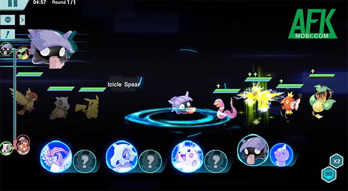 Khám phá Bảo Bối Đại Chiến Mobile game đấu Pokémon màn hình ngang sắp phát hành tại Việt Nam 2