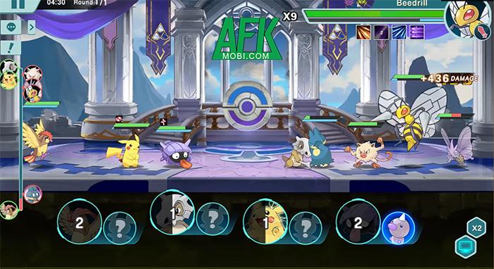 Khám phá Bảo Bối Đại Chiến Mobile game đấu Pokémon màn hình ngang sắp phát hành tại Việt Nam 0