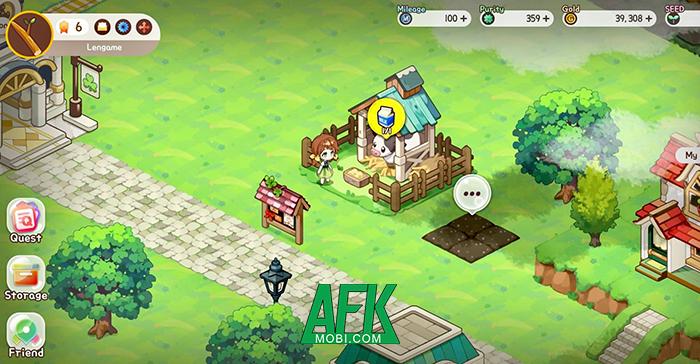 Dreamy Clover Town game nông trại kết hợp hẹn hò dành cho hội chị em bạn dì 0