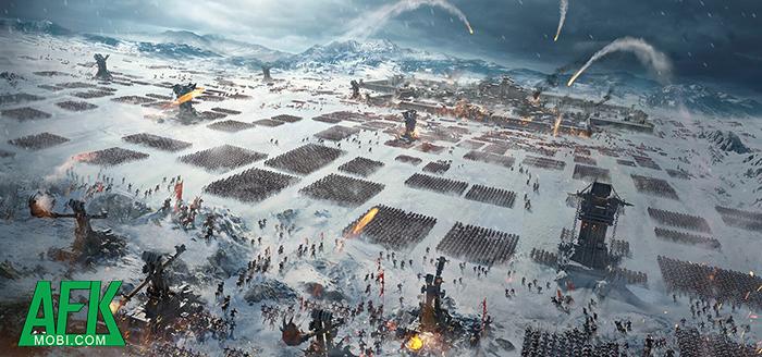 Trở thành chiến lược gia quân sự nhà nghề trong game Chiến Vương Tam Quốc 0