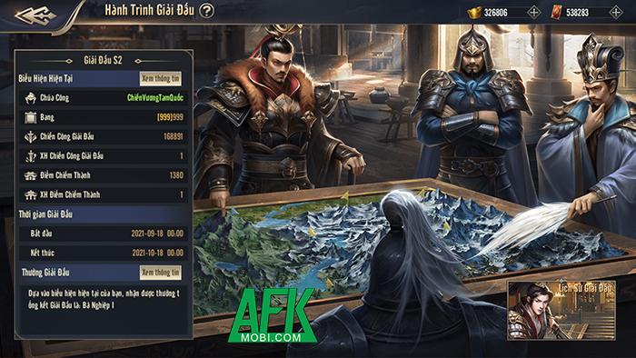 Trở thành chiến lược gia quân sự nhà nghề trong game Chiến Vương Tam Quốc 5
