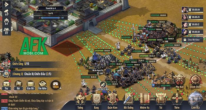 Chiến Vương Tam Quốc Migame