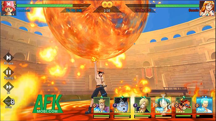 Hải Trình Huyền Thoại game One Piece 3D đầu tiên tại Việt Nam sắp đến tay người chơi 1