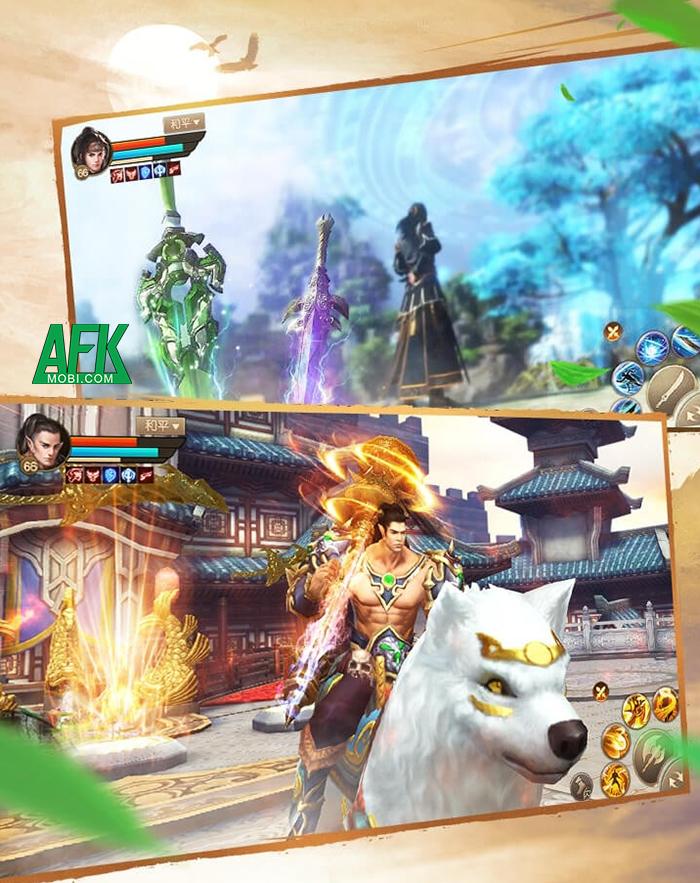 Khám phá Tuyệt Thế Vô Song Mobile game tiên hiệp đến từ cha đẻ Tân Thiên Long Mobile 0