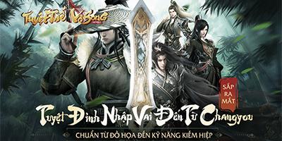 Tuyệt Thế Vô Song Mobile: Thiên Long Bát Bộ bản tiên hiệp về Việt Nam