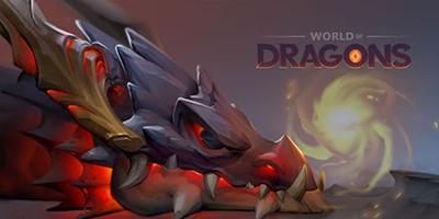 Xây dựng quân đội và chinh phục thế giới loài rồng trong World of Dragons
