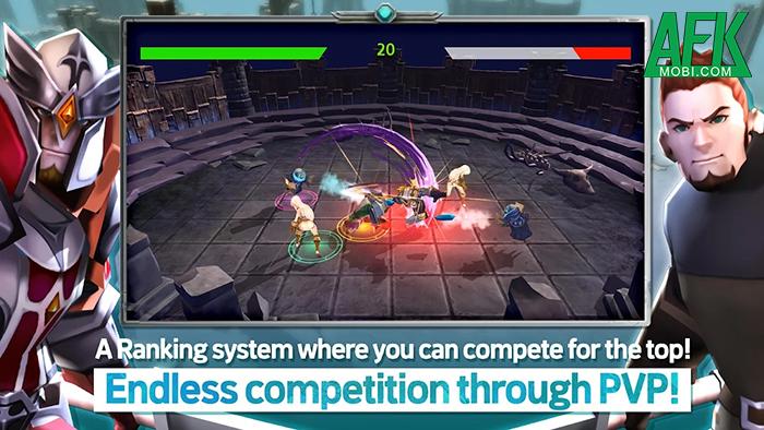 Nhập vai săn quái chưa bao giờ nhàn đến thế với INFINITE HERO : 3D Idle RPG 1