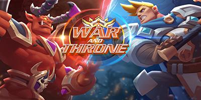 Dấn thân vào các trận chiến quy mô lớn đầy màu sắc trong War and Throne: Magic Lords